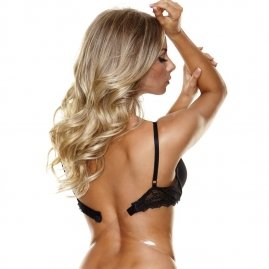 The Down Low Bra Strap Converter - Nude